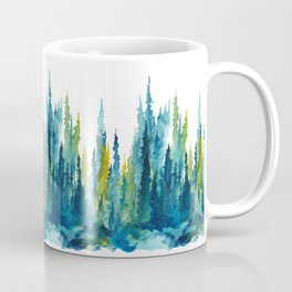 Limelight Pines - Pine Forest Coffee Mug
