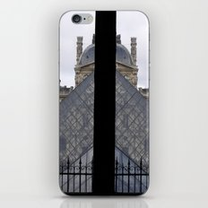 Louvre Pyramid iPhone & iPod Skin