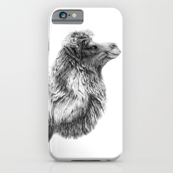 Bactrian Camel G079 iPhone & iPod Case