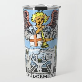 20 - Judgement Travel Mug