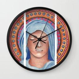 Mary - 2018 Wall Clock