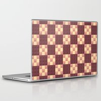 quilt Laptop & iPad Skins featuring Quilt by Lyle Hatch