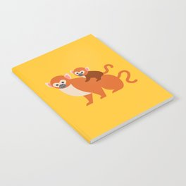 Monkey baby Notebook