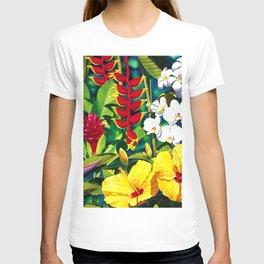 Tropical Panorama part 2 T-shirt