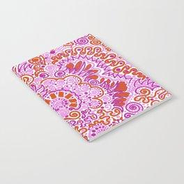 Pink + Orange = YES Notebook