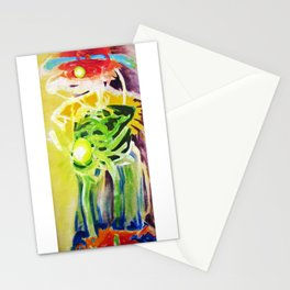 Internal Contours Stationery Cards