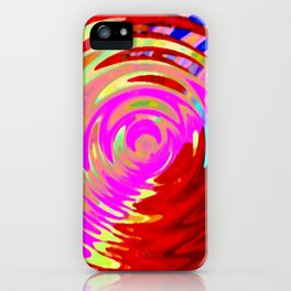 Hot or cold - feelings iPhone Case