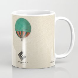 Gymnopedie No.1 - Erik Satie Coffee Mug