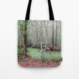 Submerge Your Worries Tote Bag