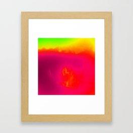 Oogje Framed Art Print