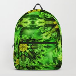 Spring Time Mandala Backpack