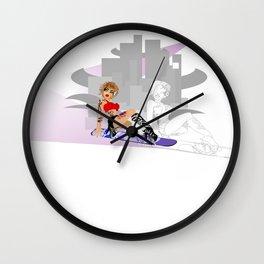 Intigo Wall Clock