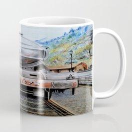 BRITISH STEAMER NO 1478  Coffee Mug