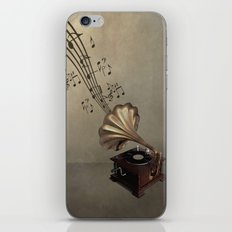 Music is my life iPhone & iPod Skin