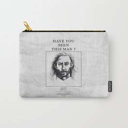Twin Peaks Bob Carry-All Pouch