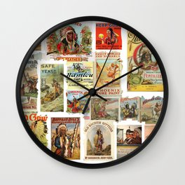 reduce reuse recycle Wall Clock
