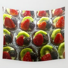 Sweet Tarts Wall Tapestry