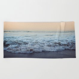 Crash into Me Beach Towel