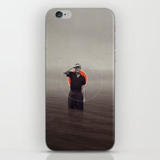 Where Have You Gone Without Me iPhone Skin