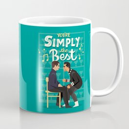 Simply the best Coffee Mug