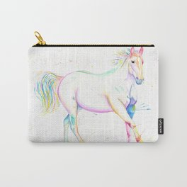 Pumpkin (The Horse) Carry-All Pouch