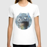 toothless T-shirts featuring Toothless by Luke Jonathon Fielding