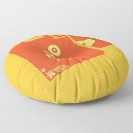 UNDO | Music to the people 04 Floor Pillow