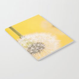 Whishes on yellow Notebook