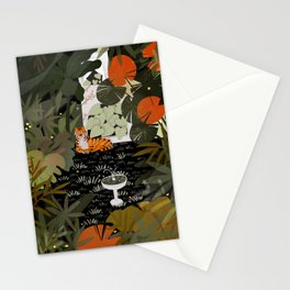 Jungle #1 Stationery Cards