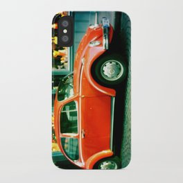 Punch Buggy iPhone Case