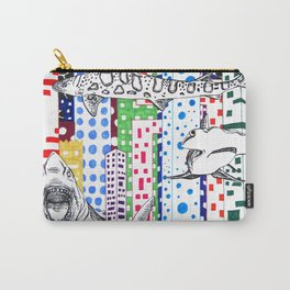 Sharknado Carry-All Pouch