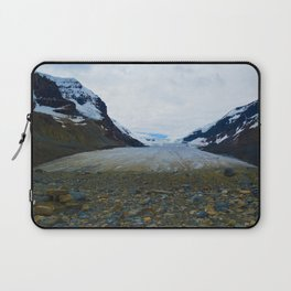 Columbia Icefields in Jasper National Park, Canada Laptop Sleeve