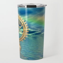 Shiva Nataraja Travel Mug