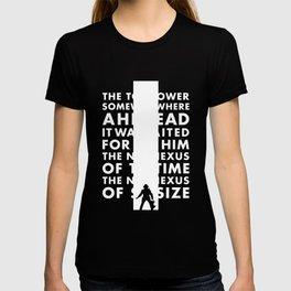The Dark Tower - Nexus 2 white T-shirt