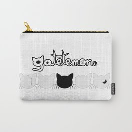 Gatetemon Logos Carry-All Pouch