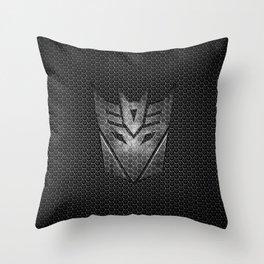 DECEPTICON Throw Pillow