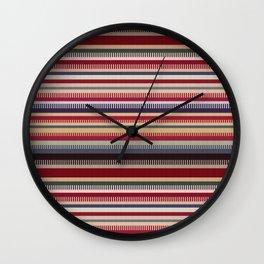 Nick's Blanket 1968 Wall Clock