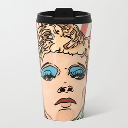 Juanita Hansen Travel Mug