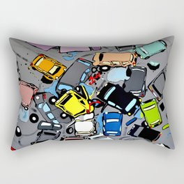 Ritratto interiore Rectangular Pillow