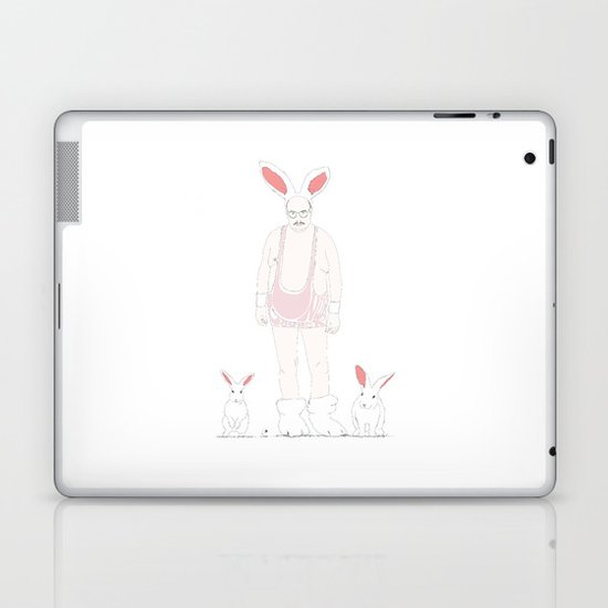 Undercover Laptop & iPad Skin