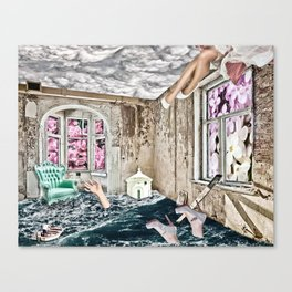 Astral Room Canvas Print