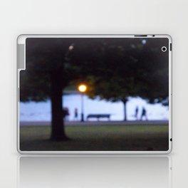 Dusk in the park Laptop & iPad Skin