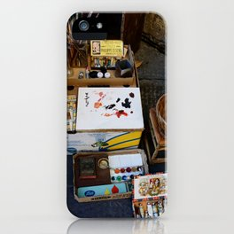 The Artist Street Shop - Lucca iPhone Case