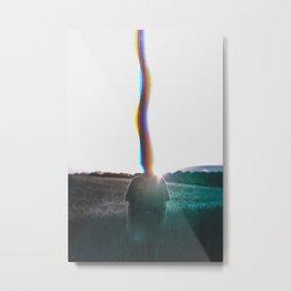 Self Absence Metal Print