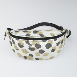 Leopard Glam Fanny Pack