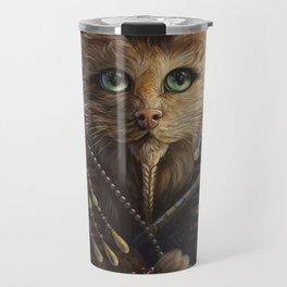 King Tutankhameow Travel Mug