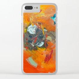 Damophila Julie Clear iPhone Case