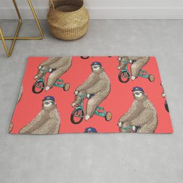 Haters Gonna Hate Sloth Rug