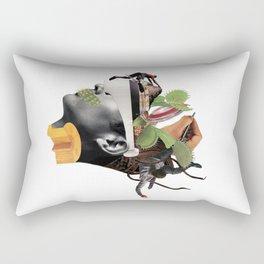The nowadays man Rectangular Pillow