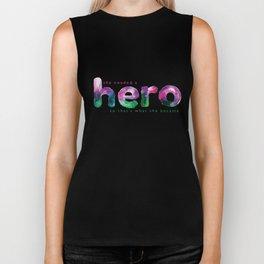 Hero Biker Tank